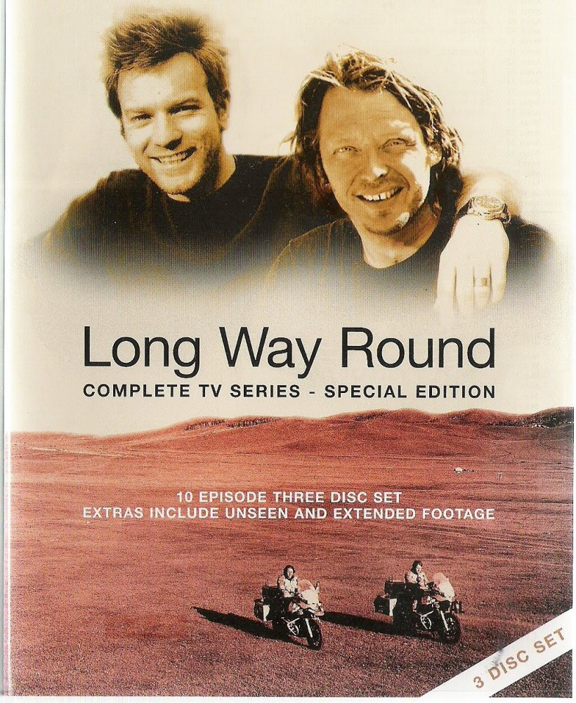 Long Way Round con Ewan y Charley (2/4)